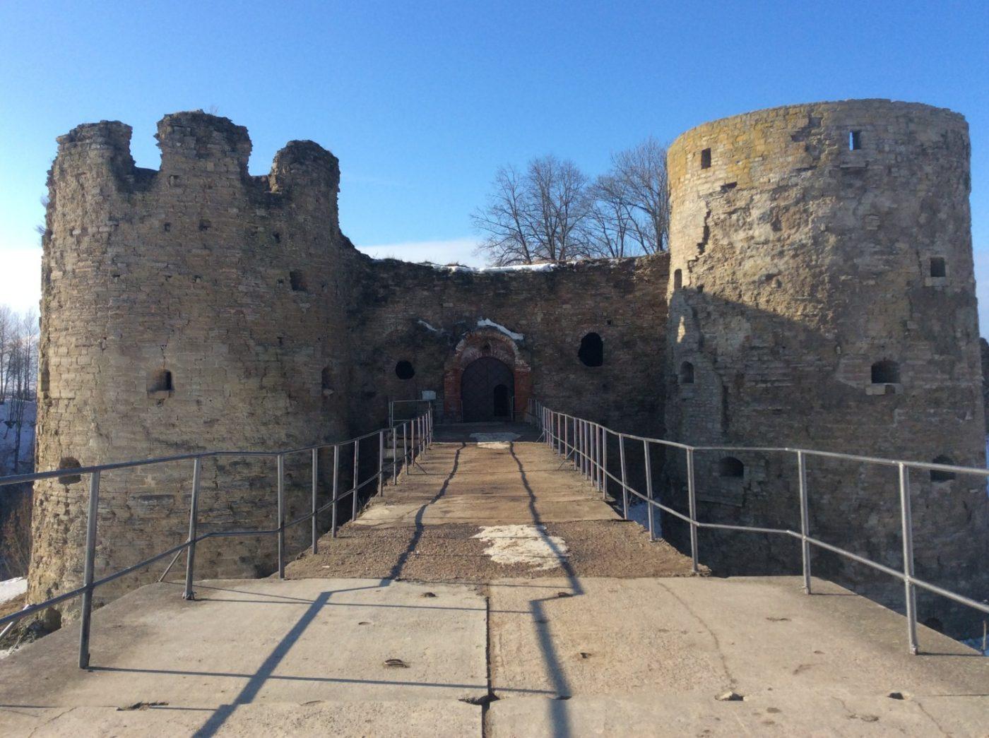 Крепость в Копорье