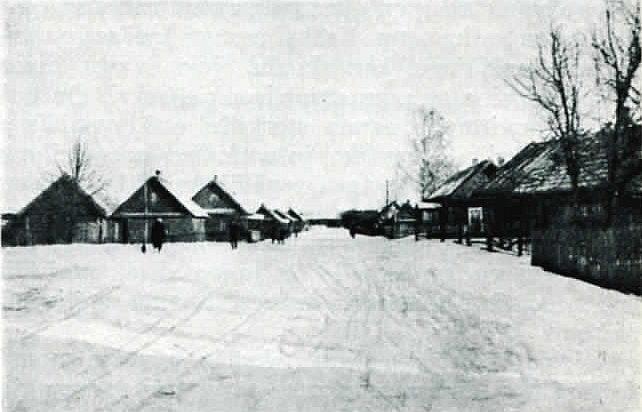 Ванакюля. 1939 год