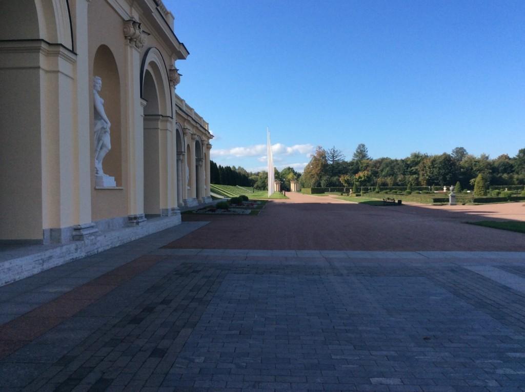 Константиновский дворец. Стрельна