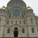 Кронштадтский морской собор. Внешний вид.