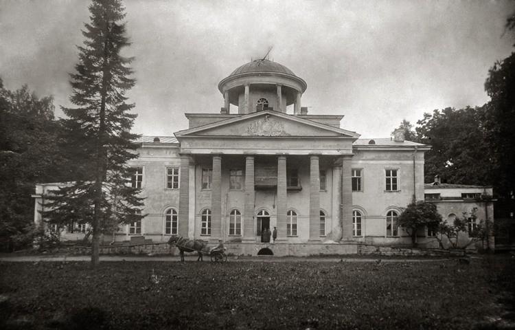 Усадебный дом Альбрехтов