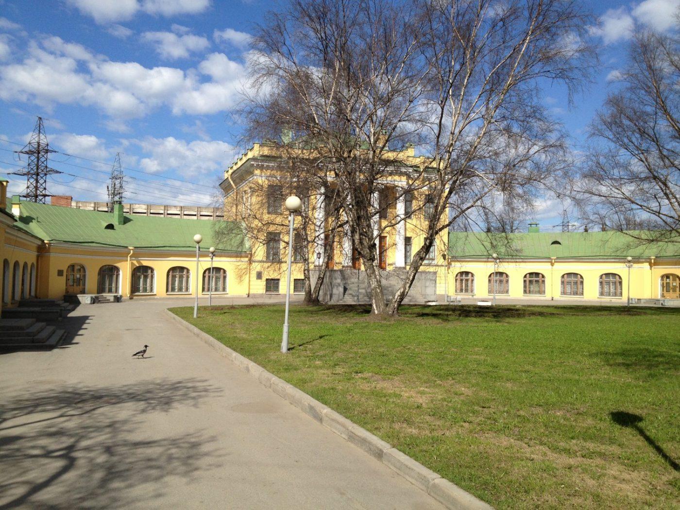 Кирьяново: в гостях у княгини Дашковой