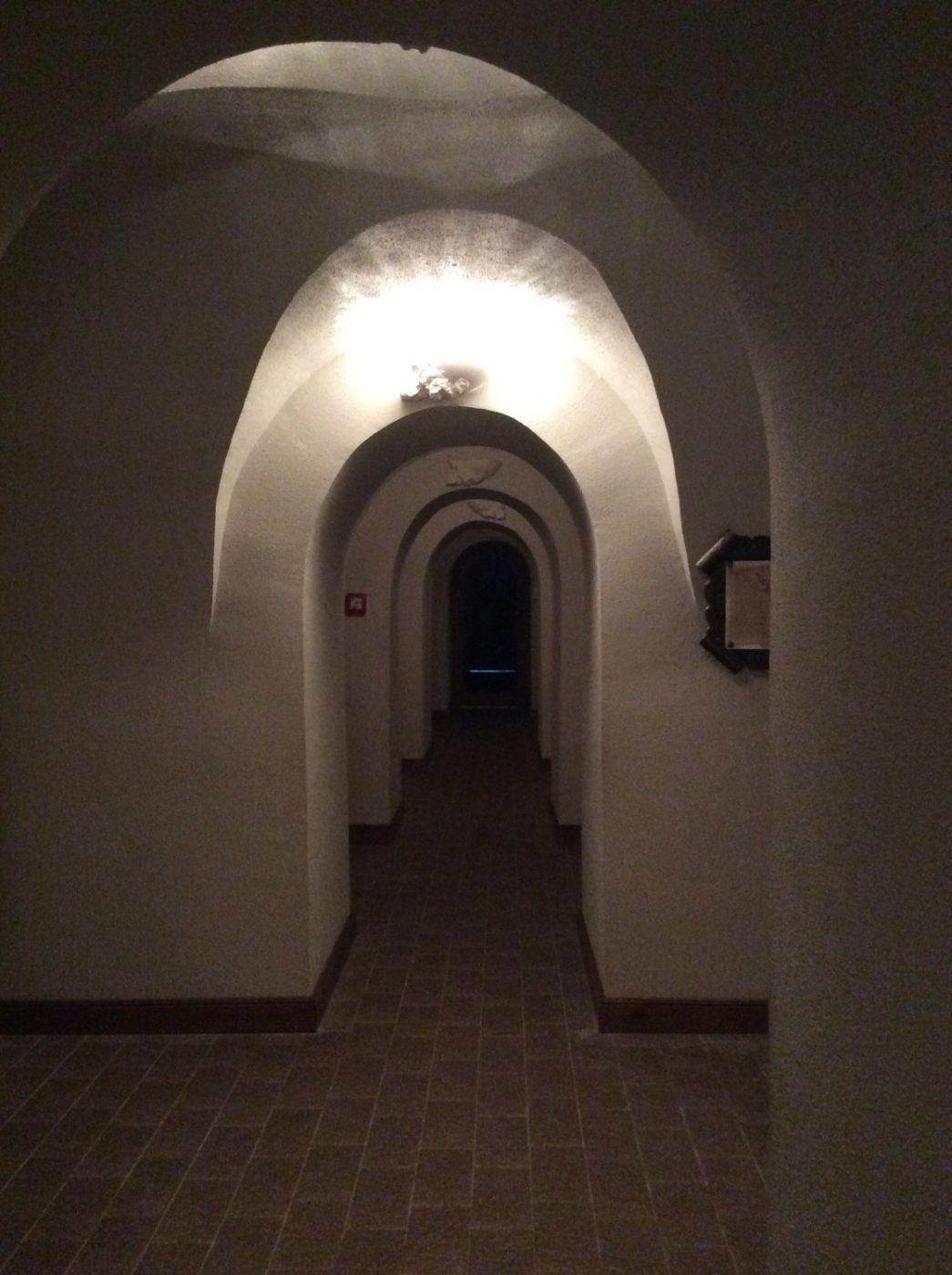 Винный погреб - святая святых Константиновского дворца