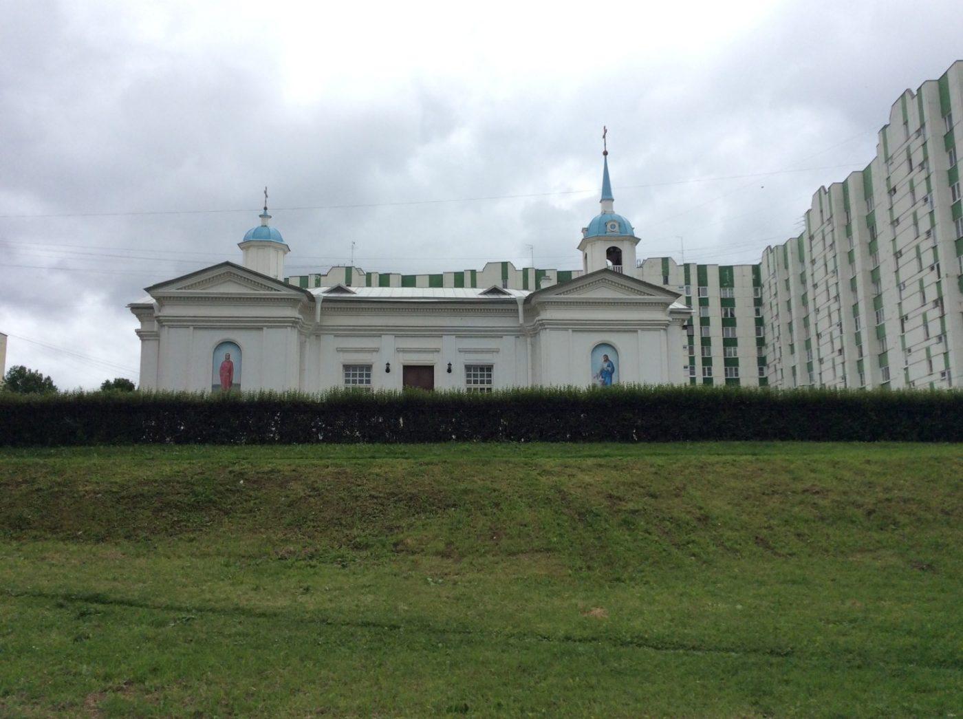 Усадьба Воронцовых: тернистый путь от графского дворца до церкви