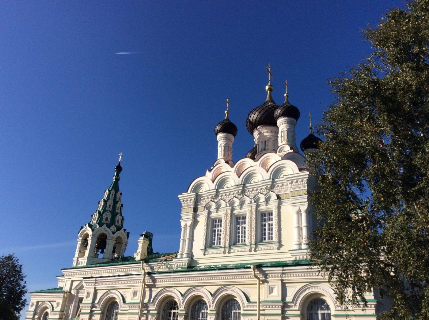 Православный форпост на Нарове