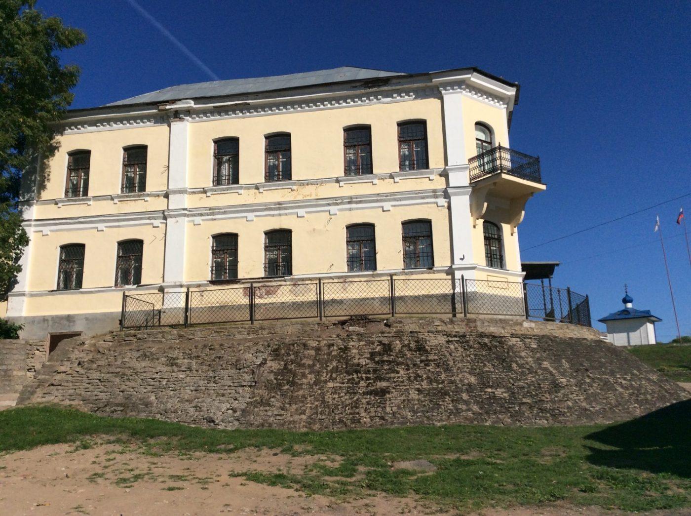 Пантелеевский особняк на ивангородской Горке (История одного здания)