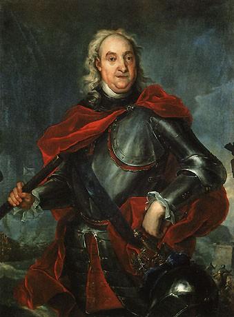 В борьбе со шведами Федор Матвеевич Апраксин не чурался военной хитрости