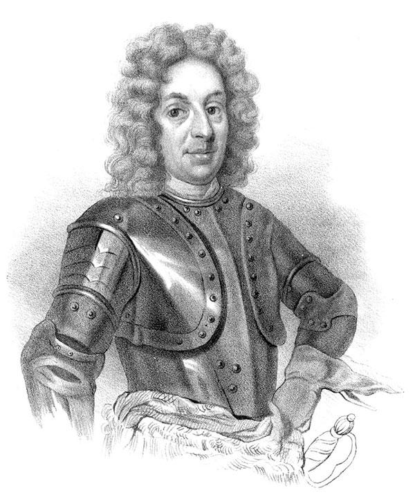 Военные таланты генерала Адама Людвига Левенгаупта не спасли его от разгрома в битве при Лесной