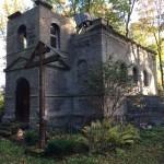 Ивангородское кладбище. Церковь Петра и Павла