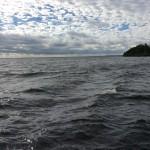 Воды Нарвского залива могут быть недружелюбными