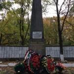Ивангород. Воинское мемориальное кладбище