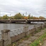 Мост, ведущий в Парусинку