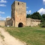 Ивангородская крепость. Набатная башня