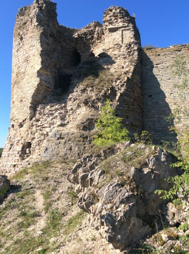Остатки Новой (Водяной) башни