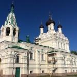 Церковь Троицы Живоначальной. Ивангород