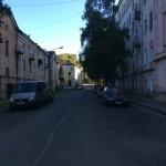 Парусинка. Улица Текстильщиков