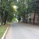 Парусинка. Улица Пасторова