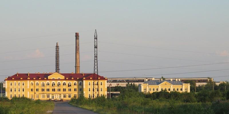 Ивангород. Железнодорожный вокзал