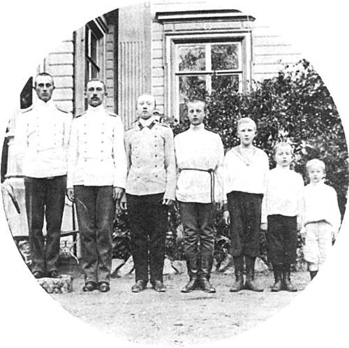 Семеро сыновей губернатора Зиновьева