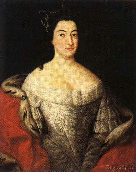 Принцесса Екатерина Иоанновна