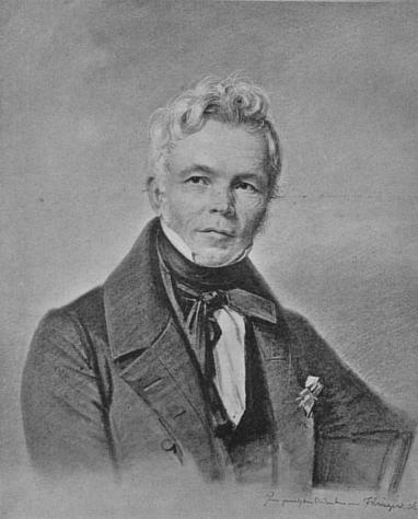 немецкий архитектор Карл Фридрих Шинкель