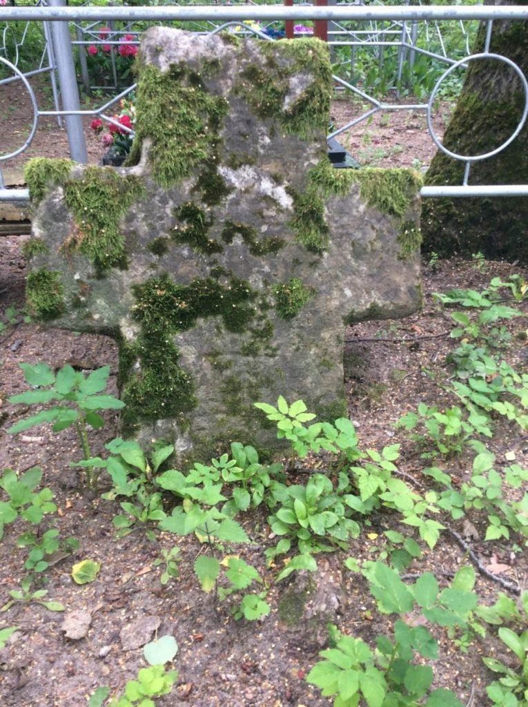 Большое Куземкино. Местное кладбище.