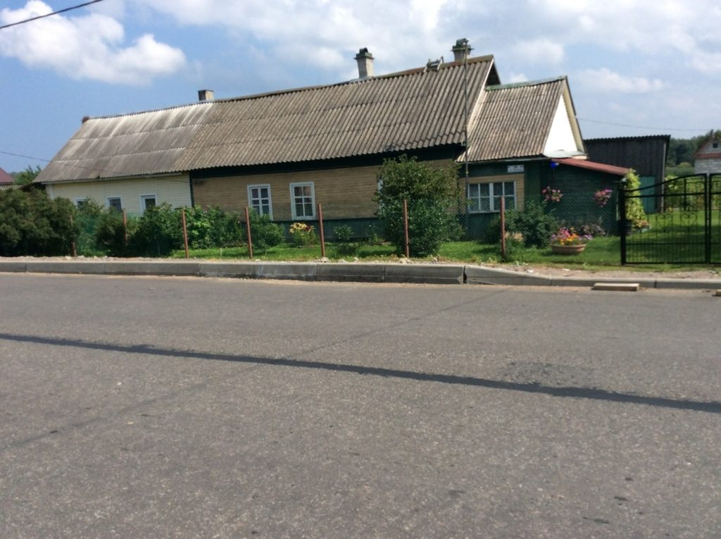 Деревня Большое Куземкино. Кингисеппский район.