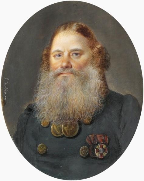 Илья Иванович Байков.
