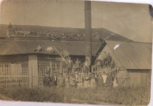 Фото из собрания Куземкинского краеведческого Музея.