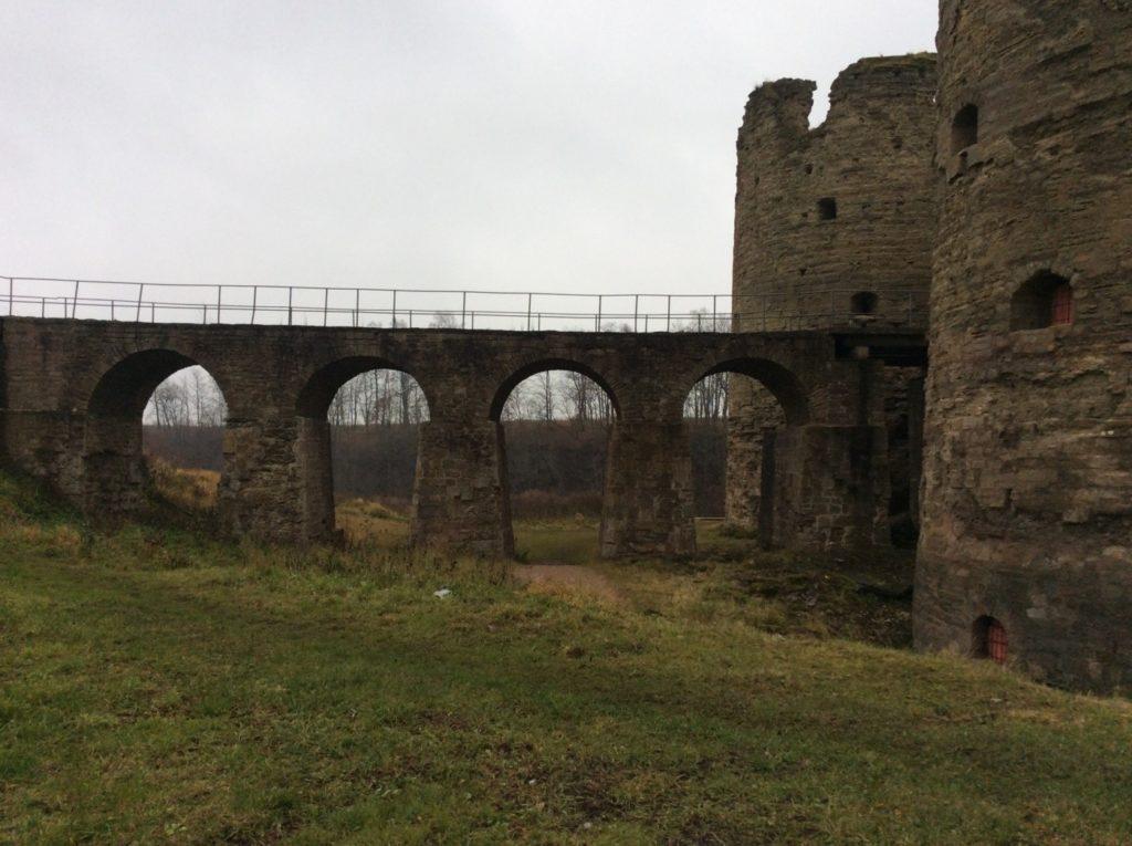 Копорская крепость. Крепость в Копорье.