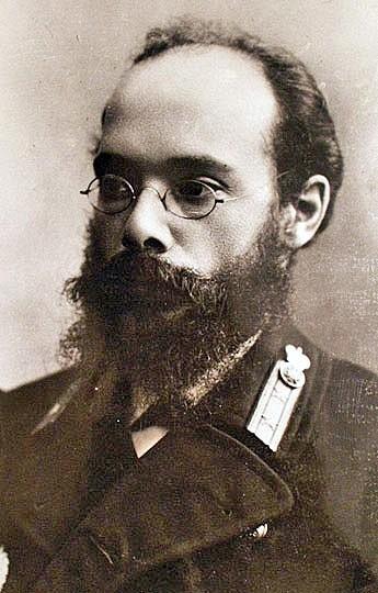 Петр Петрович Покрышкин, русский архитектор.