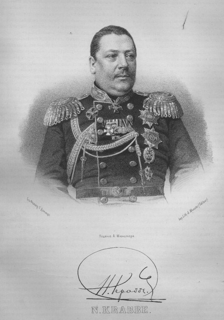 Николай Карлович Краббе