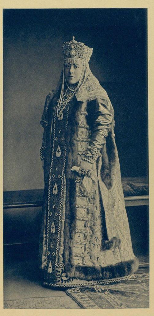 Графиня Мария Федоровна Шереметьева, урожденная графиня Гейден (Боярыня XVII века).