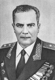 Командир Эстонского стрелкового корпуса Лембит Пэрн