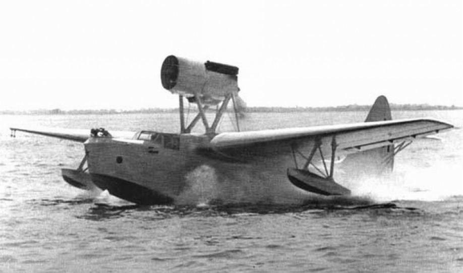 МБР-2. Гидросамолет.