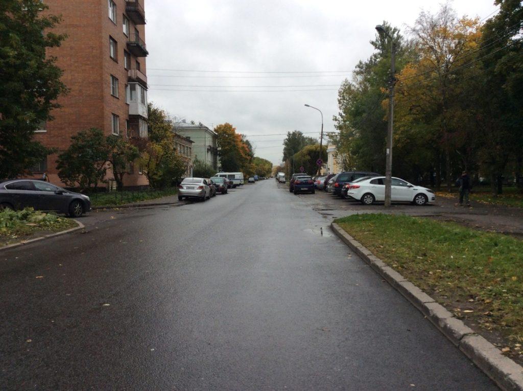 Петергофская дорога. Усадьба Демидовых.
