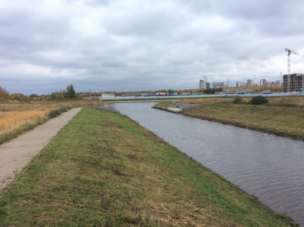 Матисов канал.