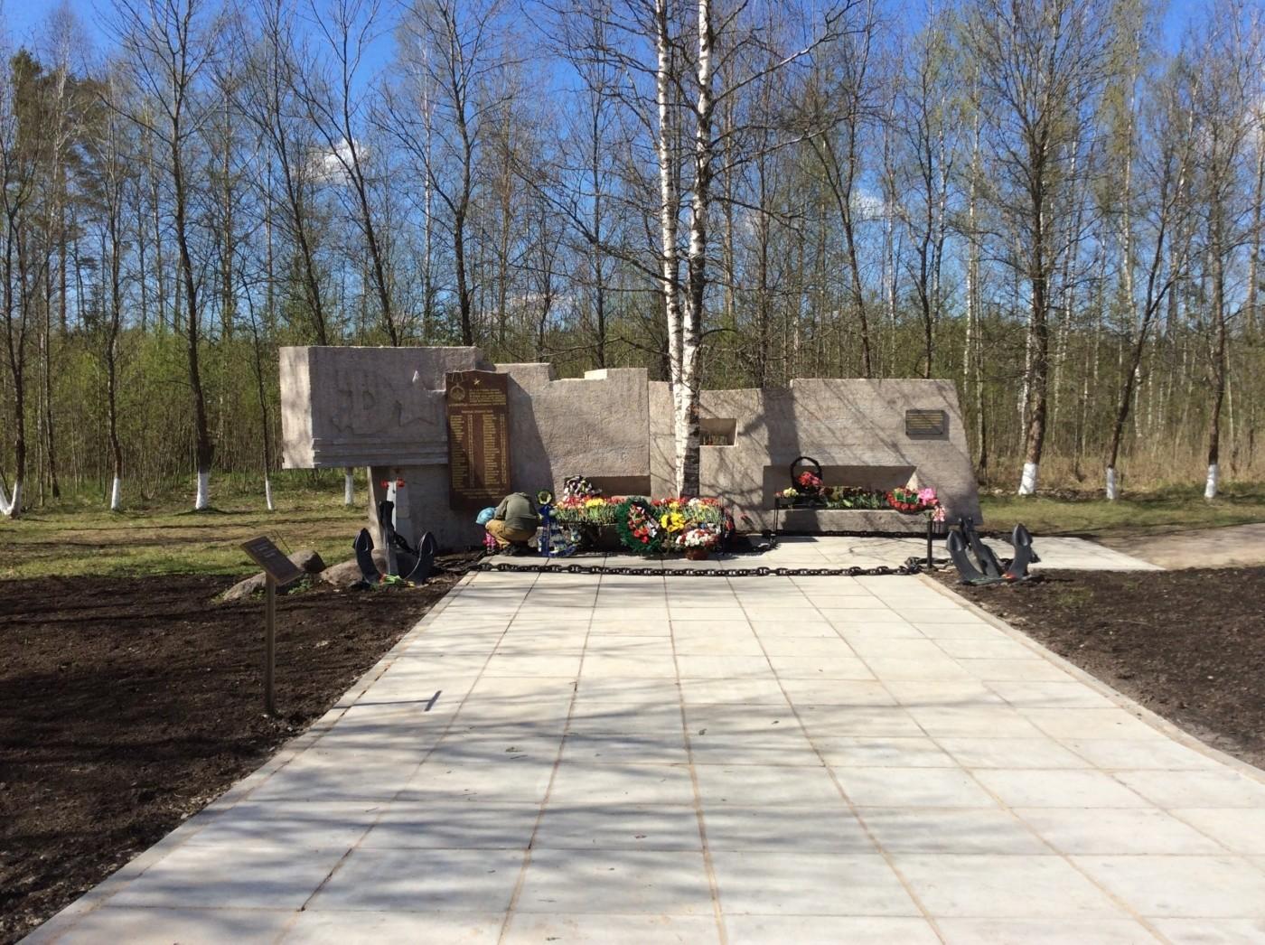 Мемориал «Якорь»: памяти павших курсантов ВМХУ