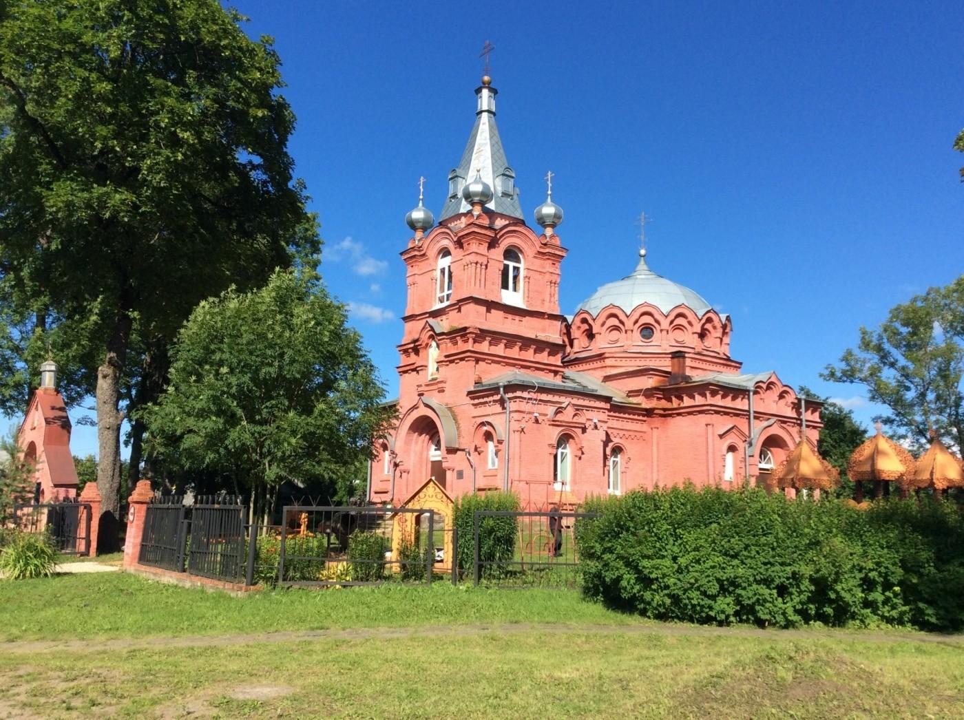 «…Село Котлы богатое, со вновь построенной Никольской церковью»