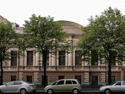 Особняк Нарышкиных в Петербурге