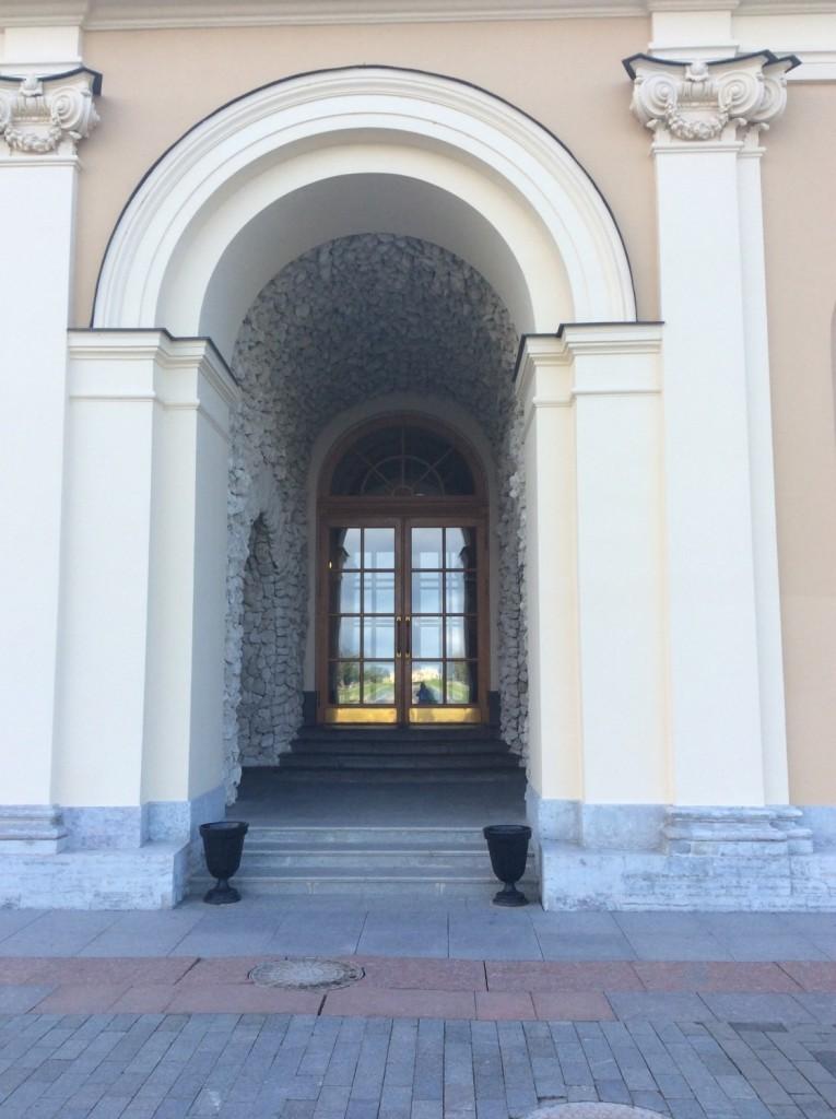 Константиновский парк. Стрельна.