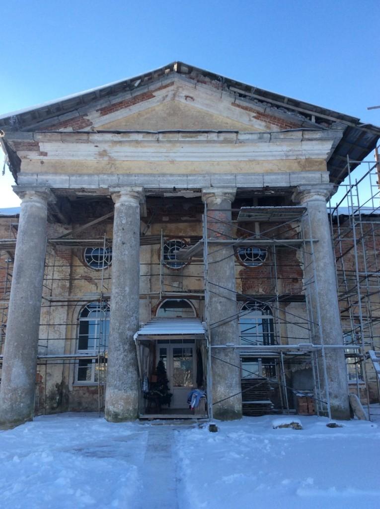 Храм Покрова Пресвятой Богородицы в Дятлицах