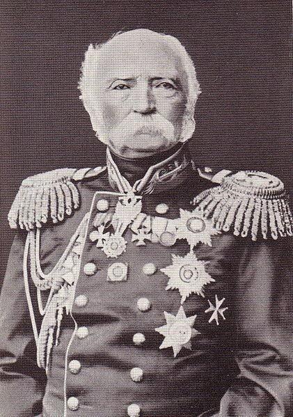 Притвиц Карл Карлович
