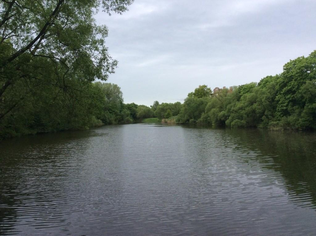 Знаменский (Большой Верхний ) пруд