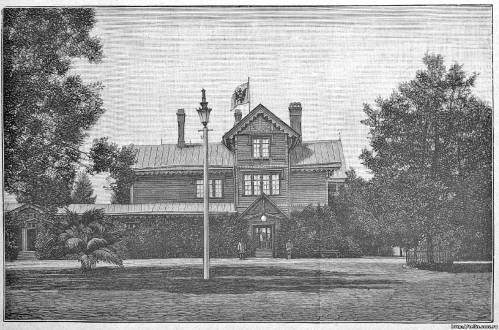 Усадебный дом барона Штиглица