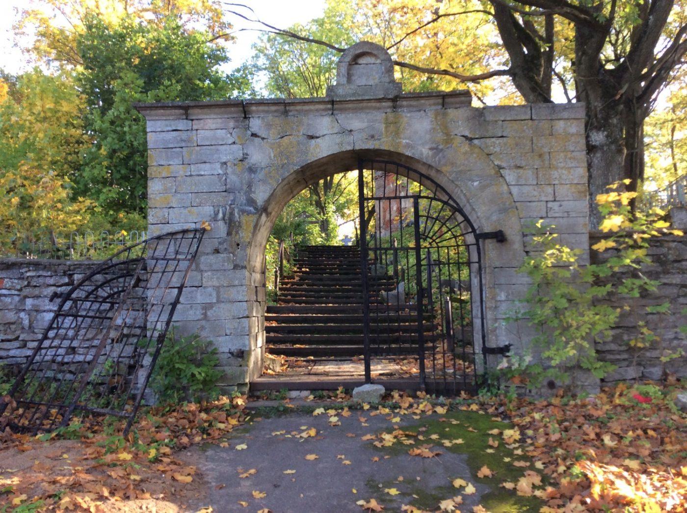 Ивангородское кладбище: когда мертвые упрекают живых