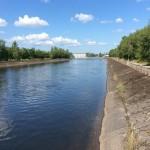 Водоподводящий канал к Нарвской ГЭС