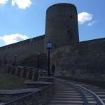 Вход в Ивангородскую крепость