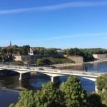 Мост Дружбы через Нарову