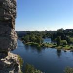 Вид на Нарову, Липовку